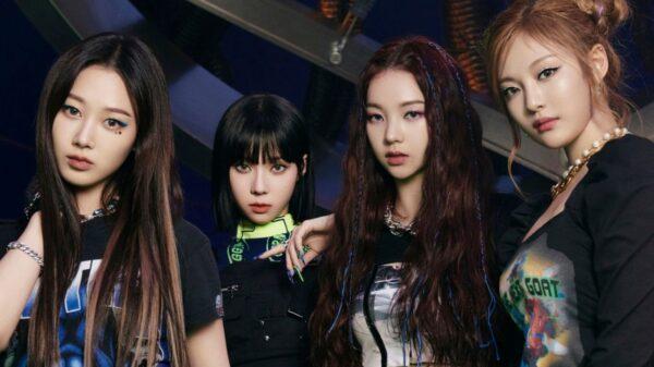 """aespa lança seu primeiro mini álbum com a poderosa title """"Savage"""""""
