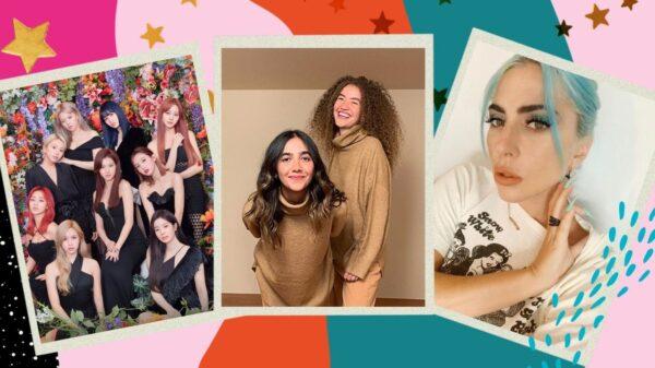 Chuva de hits com TWICE, ANAVITÓRIA e Jorge & Mateus, Lady Gaga e mais!