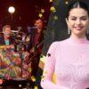 """Coldplay e Selena Gomez encantam em apresentação de """"Let Somebody Go"""""""