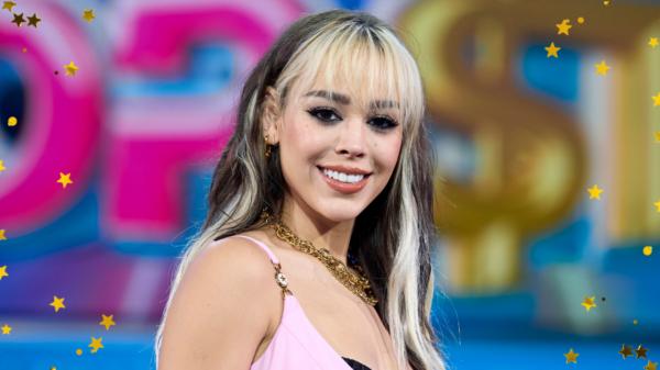 Danna Paola confirma apresentação no Latin Grammy