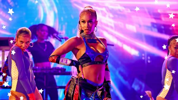 Saweetie será apresentadora do MTV EMA 2021
