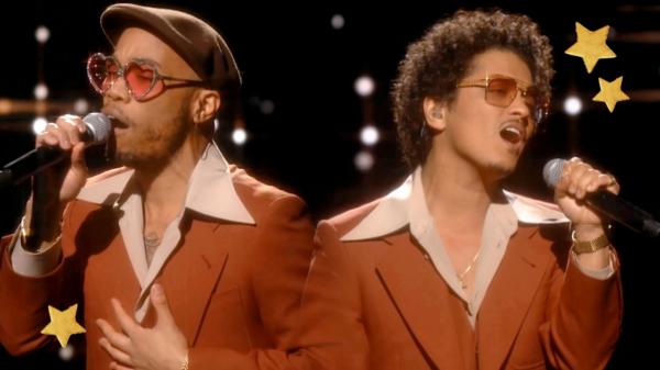 "Silk Sonic, duo com Bruno Mars, anuncia novo álbum ""An Evening With Silk Sonic"""